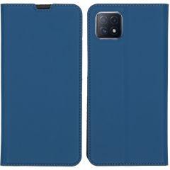 iMoshion Custodia a Libro Slim Oppo A73 (5G) - Blu scuro