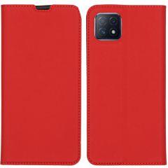 iMoshion Custodia a Libro Slim Oppo A73 (5G) - Rosso