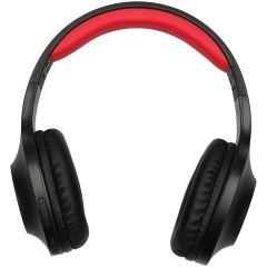 Lenovo Cuffie Over Ear HD116 Wireless - Nero / Rosso