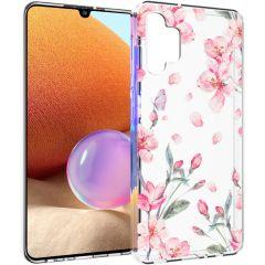 iMoshion Cover Design Samsung Galaxy A32 (4G) - Blossom Watercolor