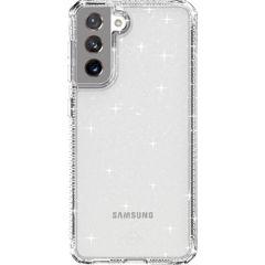 Itskins Custodia protettiva Hybrid Spark Samsung Galaxy S21 - Trasparente