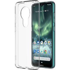 Nokia Clear Case per Nokia 6.2 / Nokia 7.2 - Trasparente