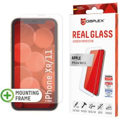 Displex Pellicola Protettiva in Vetro Temperato iPhone 11 / Xr
