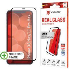 Displex Pellicola Protettiva in Vetro Temperato Full Cover iPhone 11 Pro Max / Xs Max - Nero