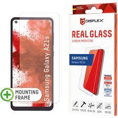 Displex Pellicola Protettiva in Vetro Temperato Samsung Galaxy A21s