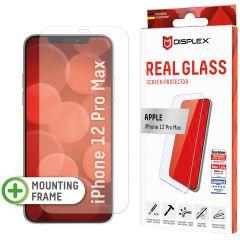 Displex Pellicola Protettiva in Vetro Temperato iPhone 12 Pro Max