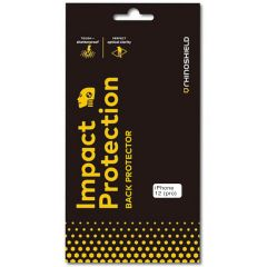 RhinoShield Protezione posteriore resistente agli urti iPhone 12 (Pro)