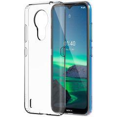 Nokia Cover Clear Nokia 1.4 - Trasparente