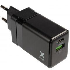 Xtorm Serie Volt - Caricatore da viaggio USB-C Power Delivery e Quick Charge 3.0 - 20W