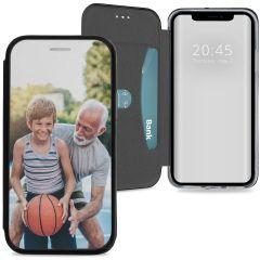 Custiodia Personalizzate (unilaterale) iPhone Xs / X - Nero