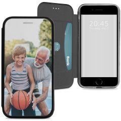 Custiodia Personalizzate (unilaterale) iPhone SE (2020) / 8 / 7 - Nero