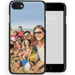 Cover Rigida Personalizzate iPhone SE (2020) / 8 / 7 - Nero