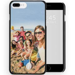 Cover Rigida Personalizzate iPhone 8 Plus / 7 Plus - Nero