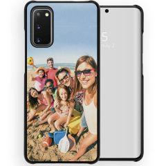 Cover Rigida Personalizzate Samsung Galaxy S20 - Nero