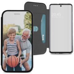 Custiodia Personalizzate (unilaterale) Samsung Galaxy A71 - Nero