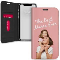 Custodia Portafoglio Personalizzate iPhone 12 (Pro) - Bianco