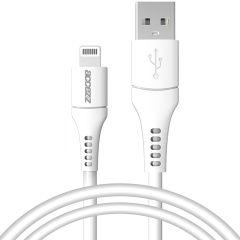 Accezz MFI Certificato Cavo USB Lightning 1 Metro -  1 metro  - Bianco