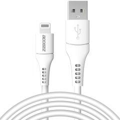Accezz MFI Certificato Cavo USB Lightning 2 Metro - 2 metro  - Bianco