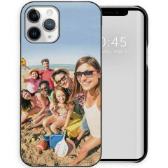 Cover Rigida Personalizzate iPhone 12 (Pro) - Nero