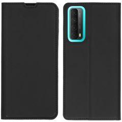 iMoshion Custodia a Libro Slim Huawei P Smart (2021) - Nero