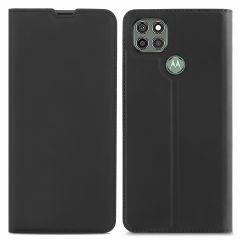 iMoshion Custodia a Libro Slim Motorola Moto G9 Power - Nero