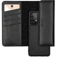 Selencia Pochette Rimovibile Serpente Samsung Galaxy A72 - Nero