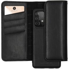 Selencia Eny Pochette in Pelle Vegana rimovibile Samsung Galaxy A72 - Nero