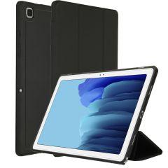 Accezz Smart Custodia a Libro in Silicone Samsung Galaxy Tab A7 - Nero