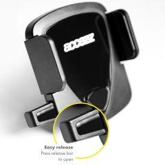 Accezz Supporto auto universale per cellulare da fissare al parabrezza - Nero