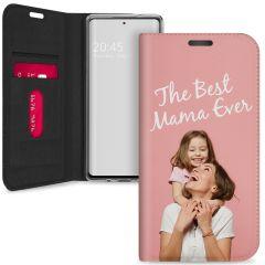 Custodia Portafoglio Personalizzate Samsung Galaxy S20 FE - Bianco