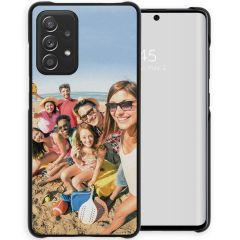 Cover Rigida Personalizzate Samsung Galaxy A72 - Nero