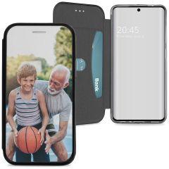 Custiodia Personalizzate (unilaterale) Samsung Galaxy A72 - Nero