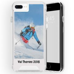 Cover Xtreme Rigida iPhone 8 / 7 Plus - Trasparente
