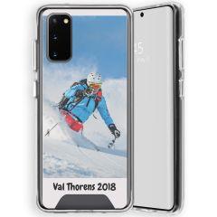 Cover Xtreme Rigida Samsung Galaxy S20 - Trasparente