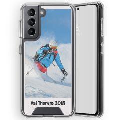 Cover Xtreme Rigida Samsung Galaxy S21 - Trasparente