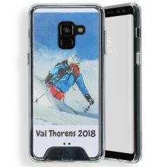 Cover Xtreme Rigida Samsung Galaxy A8 (2018) - Trasparente