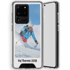 Cover Xtreme Rigida Samsung Galaxy S20 Ultra - Trasparente