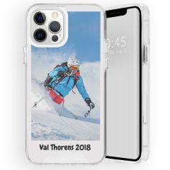 Cover Xtreme Rigida iPhone 12 (Pro) - Trasparente