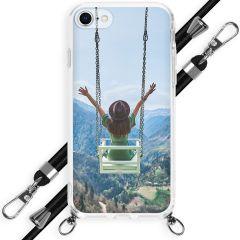 Progetta la tua custodia con cordino iPhone SE (2020) / 8 / 7