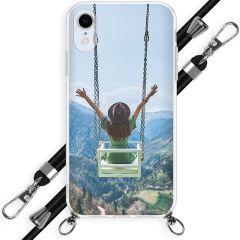 Progetta la tua custodia con cordino iPhone Xr