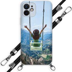 Progetta la tua custodia con cordino iPhone 12 (Pro)