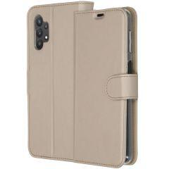 Accezz Custodia Portafoglio Flessibile Samsung Galaxy A32 (5G) - Oro