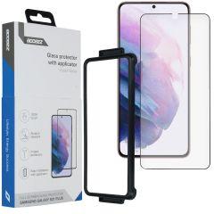 Accezz Pellicola Protettiva in Vetro Temperato + Applicatore Samsung Galaxy S21 Plus