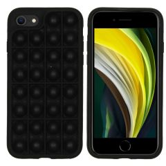 iMoshion Cover Pop It Fidget Toy iPhone SE (2020) / 8 / 7 - Nero