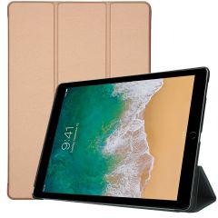 iMoshion Custodia Trifold iPad Pro 12.9 / Pro 12.9 (2017) - Oro