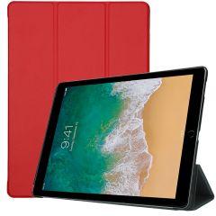 iMoshion Custodia Trifold iPad Pro 12.9 / Pro 12.9 (2017) - Rosso