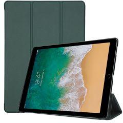 iMoshion Custodia Trifold iPad Pro 12.9 / Pro 12.9 (2017) - Verde scuro