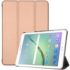 iMoshion Custodia Trifold Samsung Galaxy Tab S2 9.7 - Rosa oro