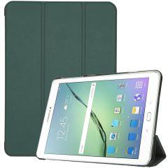 iMoshion Custodia Trifold Samsung Galaxy Tab S2 9.7 - Verde scuro