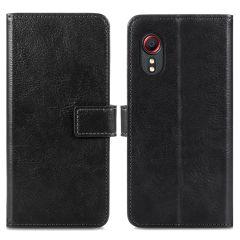 iMoshion Custodia Portafoglio de Luxe Samsung Galaxy Xcover 5 - Nero